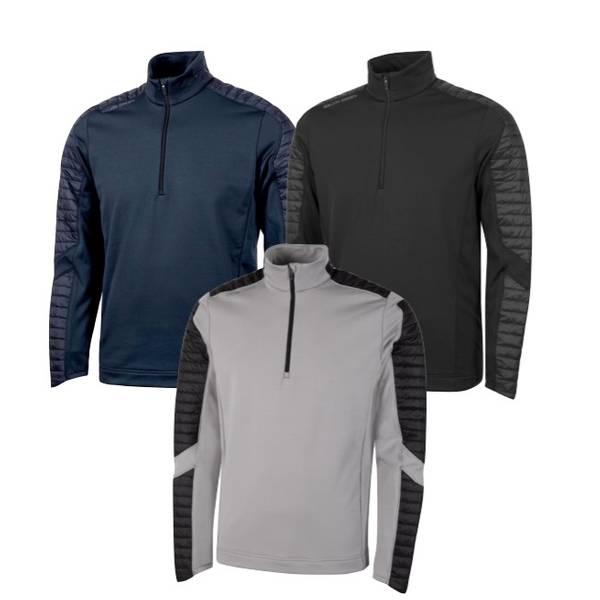 Galvin Green Duke Mens Half Zip Insula Golf Pullover