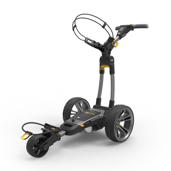 Powakaddy CT6 Electric EBS Golf Trolley 18 Hole Lithium