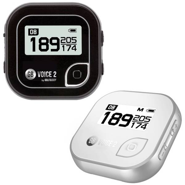 Golf Buddy Voice 2 GPS Device - New