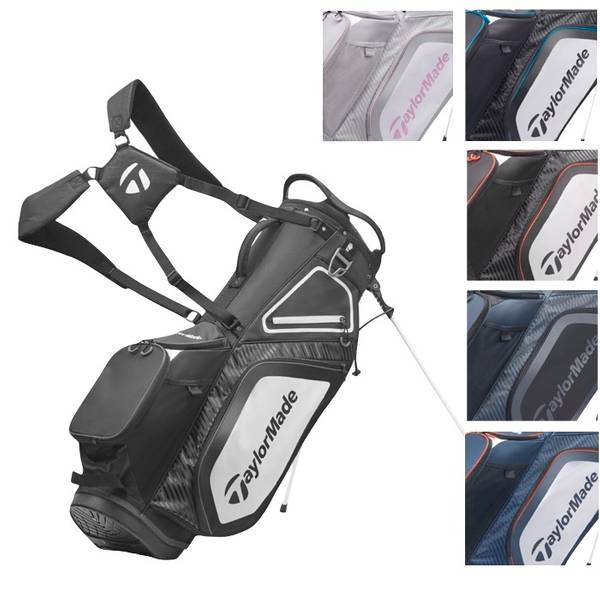 TaylorMade Pro Stand 8.0 Golf Stand Bag - 2020