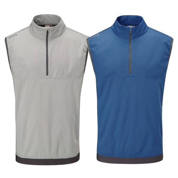 Ping Mens Impact Windstopper Vest