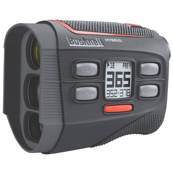 Bushnell Hybrid GPS Laser Rangefinder - Weekend Offer