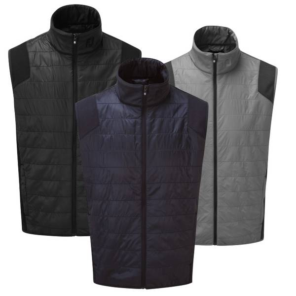 FootJoy Thermal Quilted Golf Vest