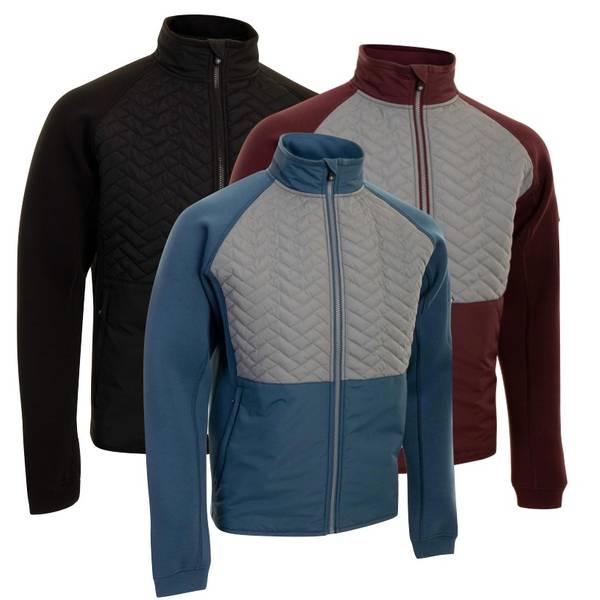 ProQuip Mens Therma Gust Quilted Jacket
