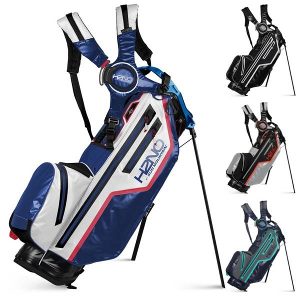 Sun Mountain H2NO Lite Golf Stand Bag - 2020