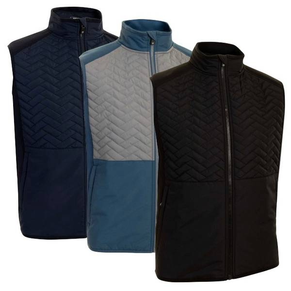 ProQuip Mens Therma Gust Quilted Gilet
