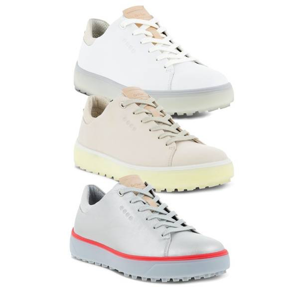 Ecco Womens Tray Golf Shoes