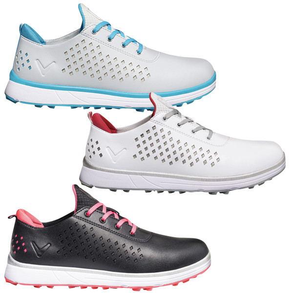 Callaway Halo Diamond Ladies Golf Shoes