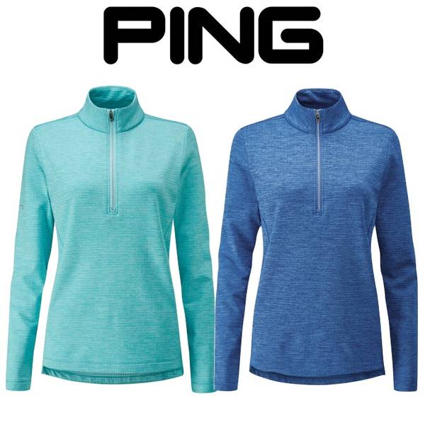 Ping Escape Ladies Golf Pullover