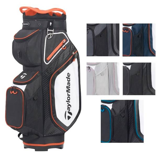 TaylorMade Pro Cart 8.0 Golf Cart Bag - 2020