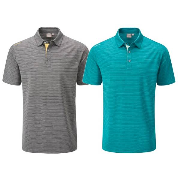 Ping Mens Seth Golf Polo Shirt