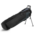 Callaway Carry Plus Stand Golf Bag with Single Strap - Black/Charcoal