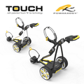 Powakaddy Touch 18 Hole Lead Acid Electric Golf Trolley.