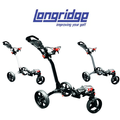 Ezeglide Compact Tri-Spin 360° Golf Trolley
