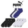 Puma Sport Trainer Golf Socks 3 PACK 2015