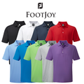 Footjoy Stretch Pique Solid Colour Golf Shirt