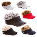 Flair Hair Golf Visors