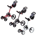 Big Max Wheeler Golf Push Trolley