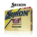 Srixon Z Star Yellow Golf Balls 2015