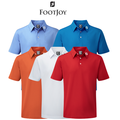 Footjoy Junior Golf Stretch Pique Solid 2015