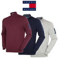 Tommy Hilfiger Jacob 1/4 Zip Mock Pullover Sweater