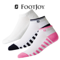 Footjoy Lightweight ProDry Sportlet LADIES  Socks. 6 Pair Pack