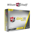 Wilson Staff DX2 Soft Golf Balls Tour Yellow