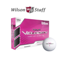 Wilson Tour Velocity Women Golf Balls 15 Ball Pack