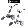 Motocaddy S1 Electric Trolley 18 Hole LITHIUM Battery NEW 2016