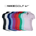 Ladies Victory Solid Golf Polo