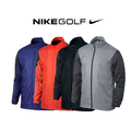 Mens Full Zip Shield Golf Jacket