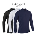 Classic Long Sleeve Golf Pique Polo