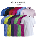 Luxury Plain Mercerised Golf Polo