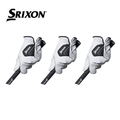 Srixon Cabretta Leather Golf Glove - Triple Pack NEW