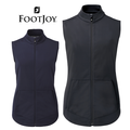Footjoy Women's Full Zip Brushed Chill-Out Golf Vest.