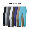 Mens Flat Front Stretch Wovern Golf Pant