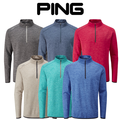 Ping Mens Elden Performance Golf Fleece Top
