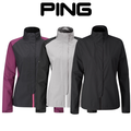 Ping Ladies Avery II Waterproof Golf Jacket