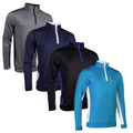 Sunderland Mens Vallon Midlayer Golf Top