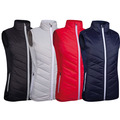 Sunderland Ladies Tania Padded Golf Gilet