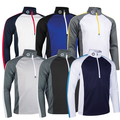 Sunderland Mens Aspen Golf Midlayer