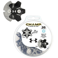 Under Armour Champ Zarma Tour Slim Lok Golf Spikes