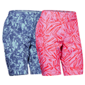 Under Armour Ladies Links Printed Shorts