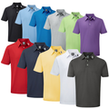 Footjoy Stretch Pique Solid Colour Athletic Fit Golf Shirt