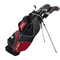 Ben Sayers M8 Red Stand Package Golf Set