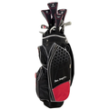 Ben Sayers M8 Red Package Golf Set