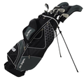 Ben Sayers M8 Black Stand Package Golf Set