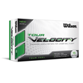 Wilson Tour Velocity Feel Golf Balls (15pk)