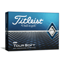 Titleist Tour Soft LOGO Golf Balls (12DOZ)