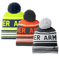 Under Armour Retro Pom Beanie Hat 1248715